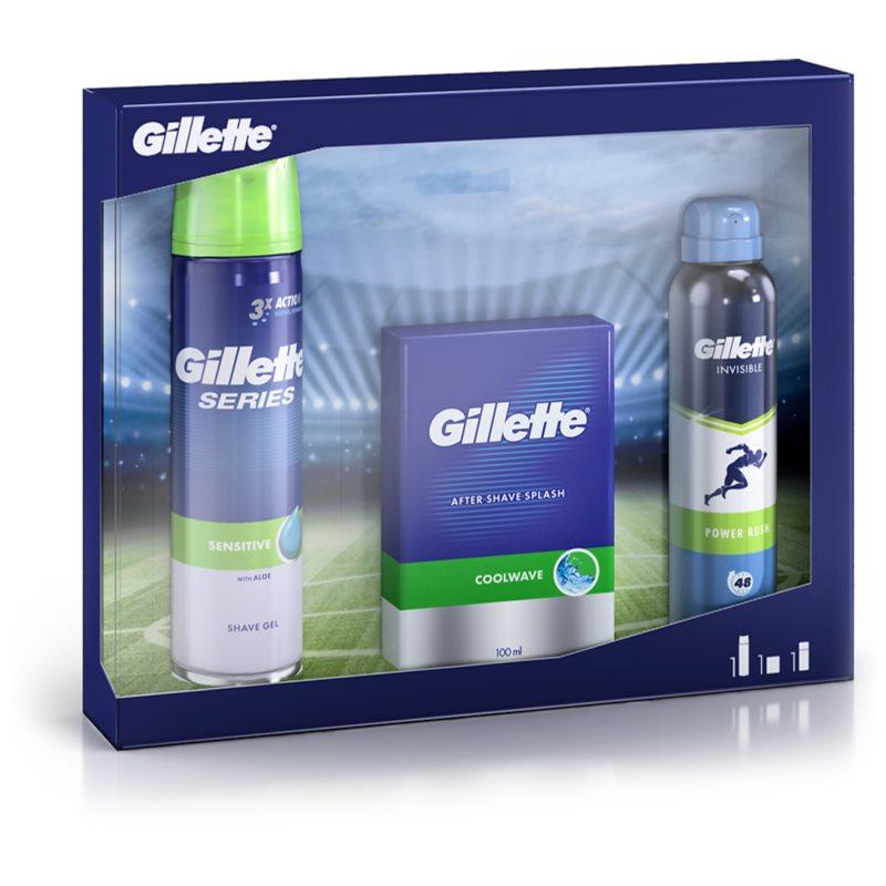 Gillette Series Sensitive dárková sada II. (pro muže)