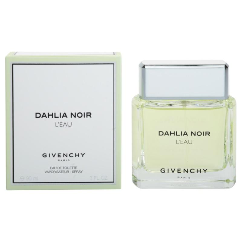 Givenchy Dahlia Noir L'Eau eau de toilette para mujer 90 ml