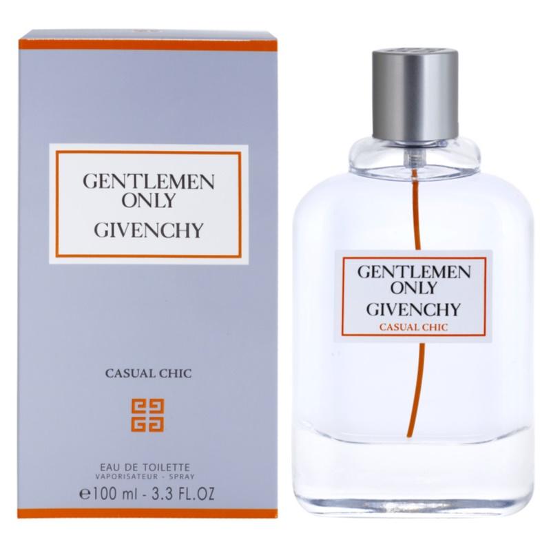 Givenchy Gentlemen Only Casual Chic eau de toilette para hombre 100 ml