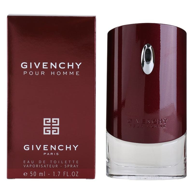Givenchy Givenchy Pour Homme eau de toilette para hombre 50 ml