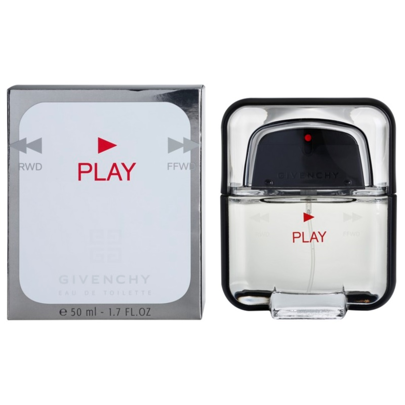 Givenchy Play eau de toilette uraknak 50 ml
