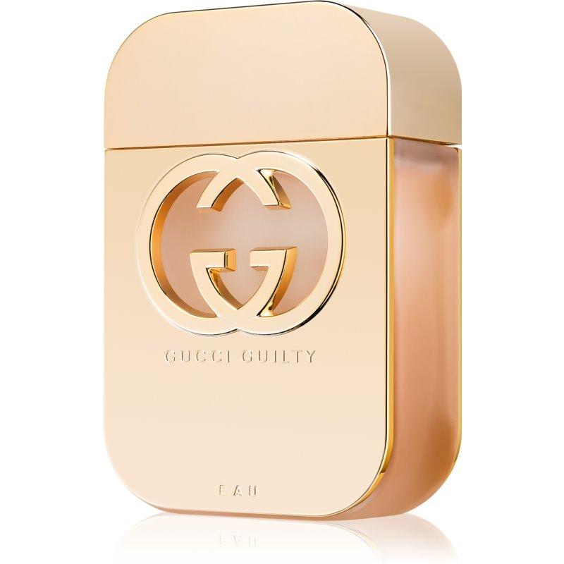 270f7ac04 Gucci Guilty Eau toaletní voda pro ženy 75 ml - Parfémy-eva.cz