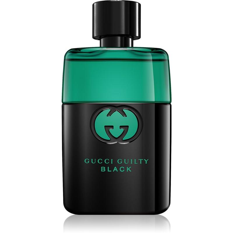 Gucci Guilty Black Pour Homme eau de toilette para hombre 50 ml