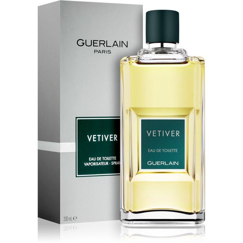 Guerlain Vetiver eau de toilette para hombre 200 ml