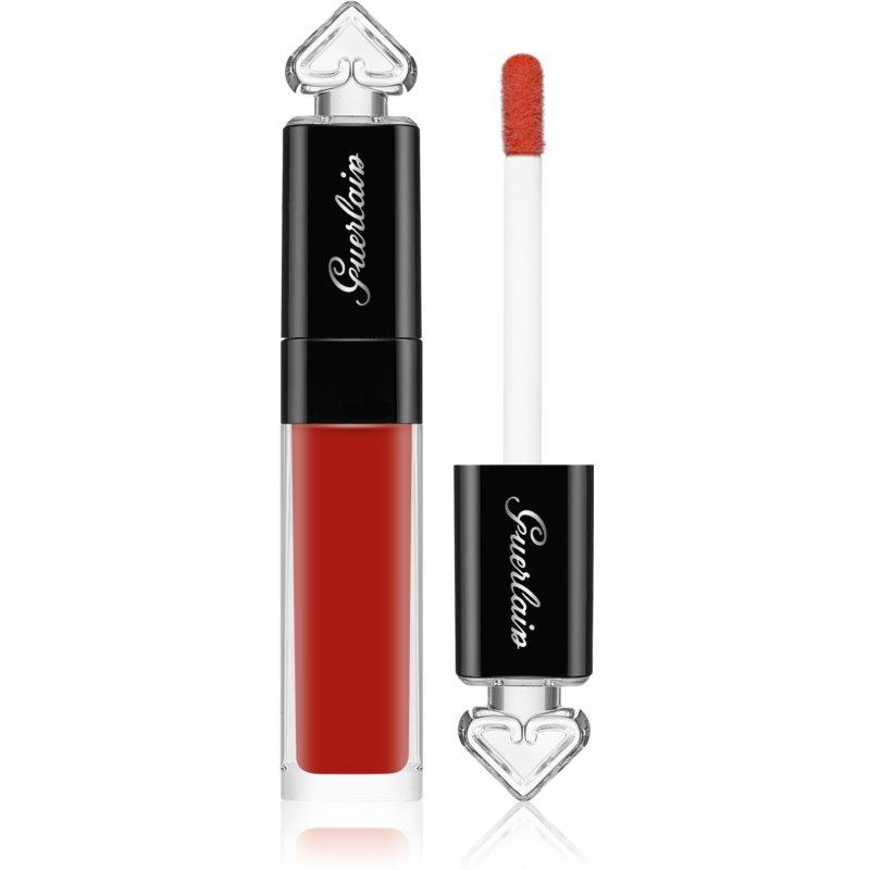 Guerlain La Petite Robe Noire fl�ssiger Lippenstift mit mattierendem Finish