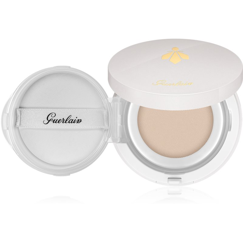 Guerlain Abeille Royale pernuță pentru luminozitate si hidratare culoare 01 Très Clair/Very Light 12 ml thumbnail