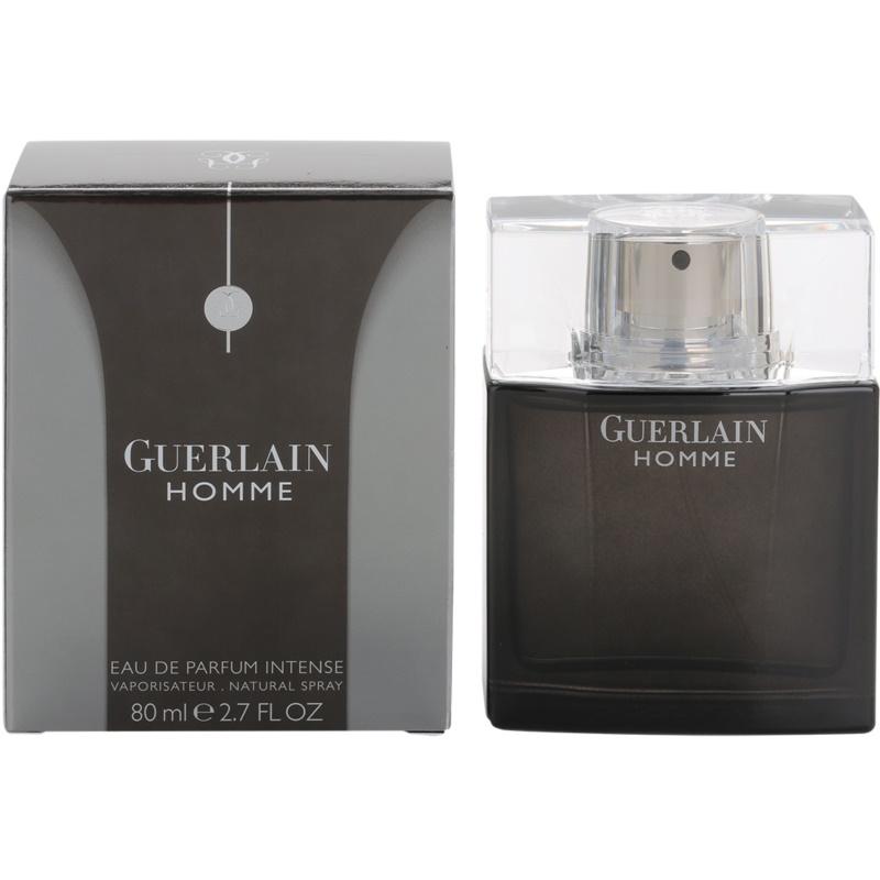Guerlain Homme Intense eau de parfum para hombre 80 ml