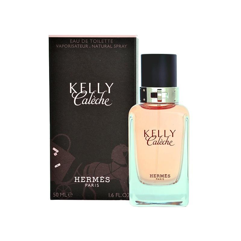 Hermès Kelly Calèche eau de toilette hölgyeknek 50 ml