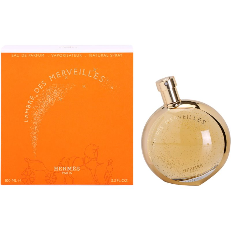 Hermès L'Ambre des Merveilles eau de parfum para mujer 100 ml