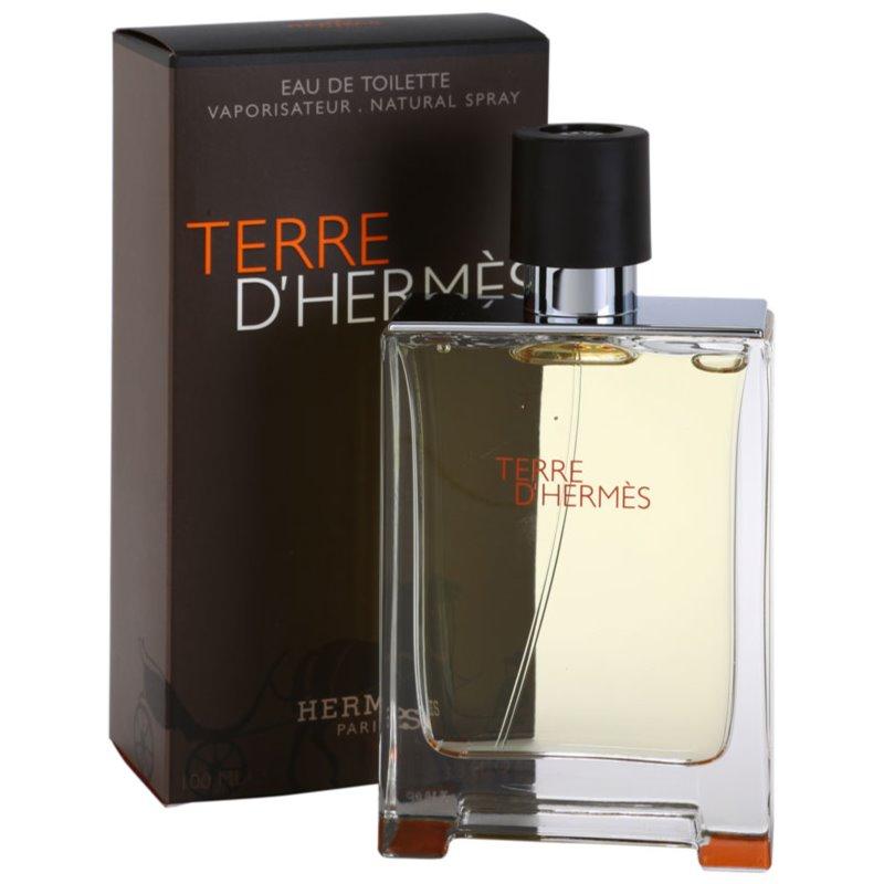 Hermès Terre d'Hermès eau de toilette para hombre 100 ml