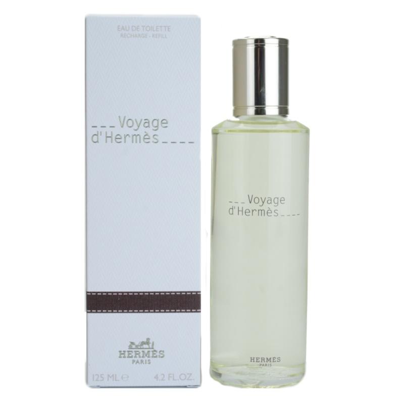 Hermès Voyage d'Hermès eau de toilette unisex 125 ml recarga