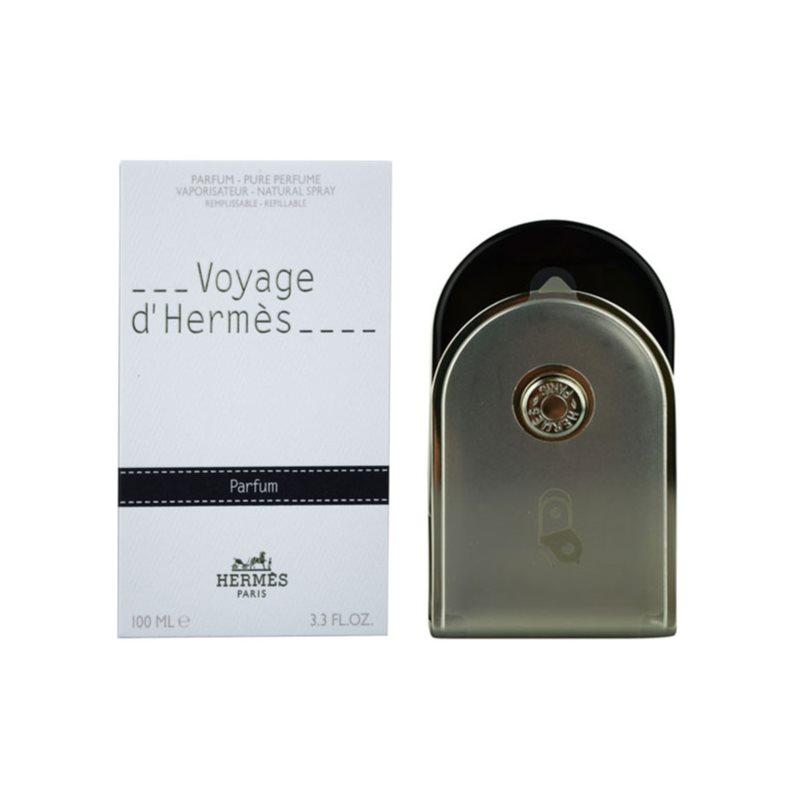 Hermès Voyage d'Hermès perfume unisex 100 ml recargable