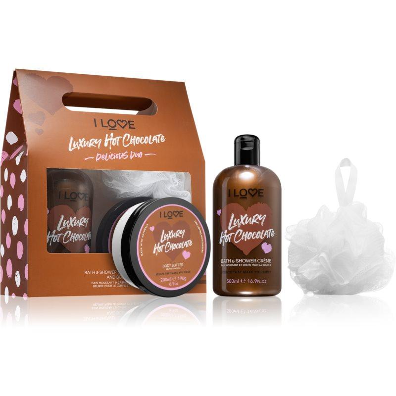 I love... Luxury Hot Chocolate dárková sada do sprchy