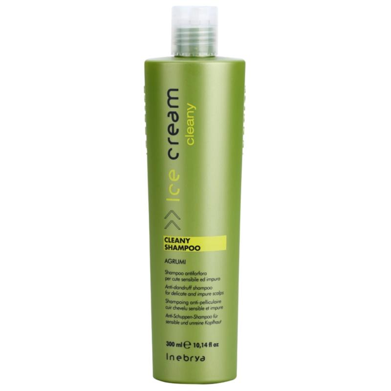 Inebrya Cleany шампоан против пърхот за чувствителна кожа на скалпа 300 мл.