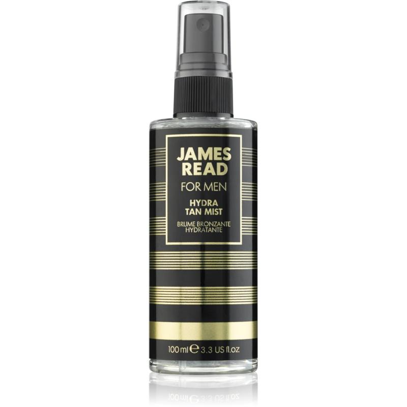 James Read Men bruma autobronceadoa para el rostro