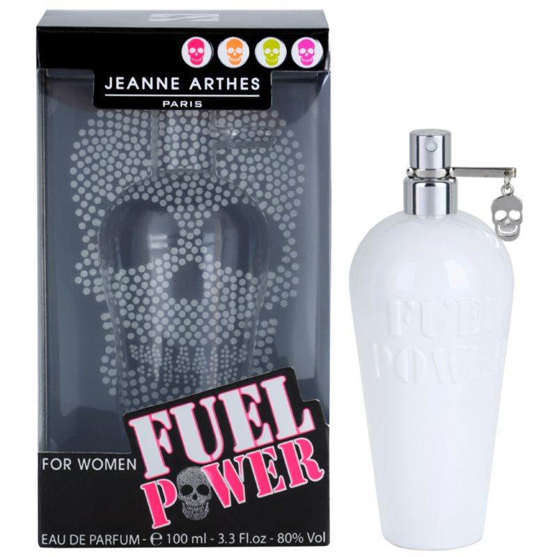 Jeanne Arthes Fuel Power eau de parfum hölgyeknek 100 ml