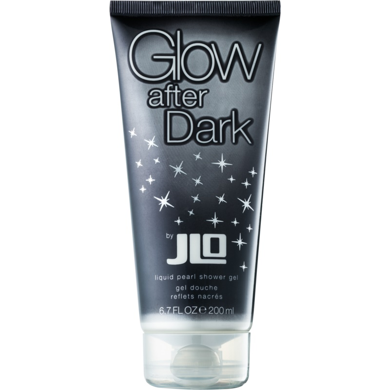 Jennifer Lopez Glow After Dark tusfürdő gél hölgyeknek 200 ml
