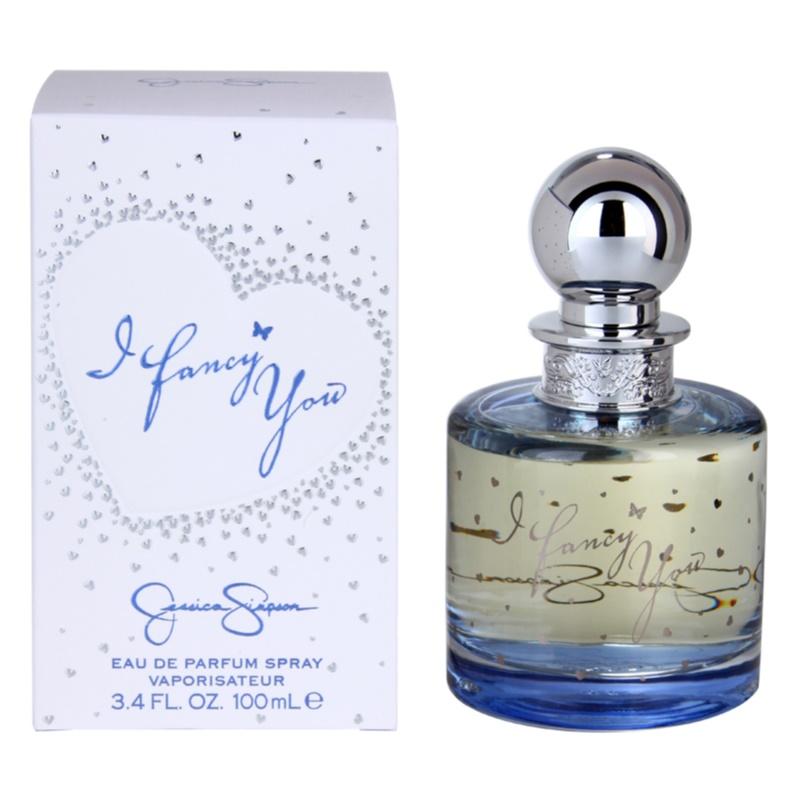 Jessica Simpson I Fancy You eau de parfum hölgyeknek 100 ml