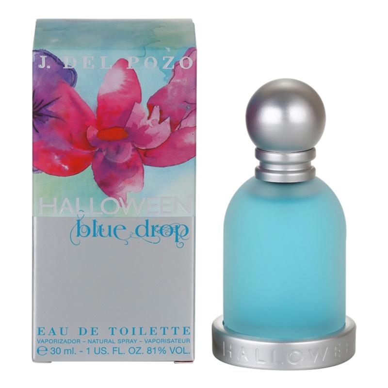 Jesus Del Pozo Halloween Blue Drop eau de toilette para mujer 30 ml