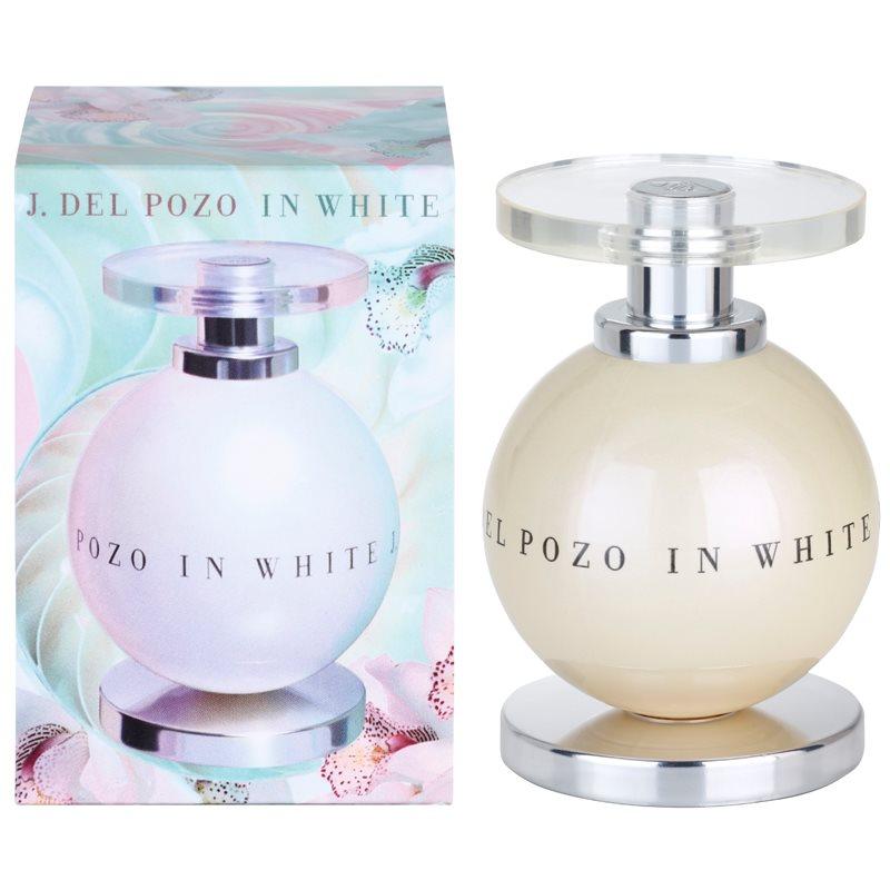 Jesus Del Pozo In White eau de toilette para mujer 50 ml