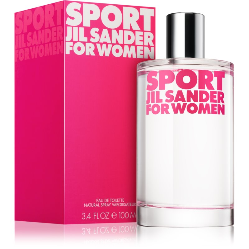 Jil Sander Sport for Women eau de toilette para mujer 100 ml