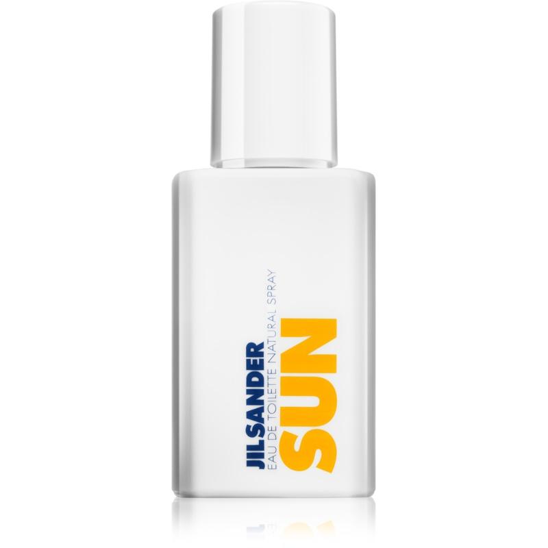 Jil Sander Sun eau de toilette para mujer 30 ml