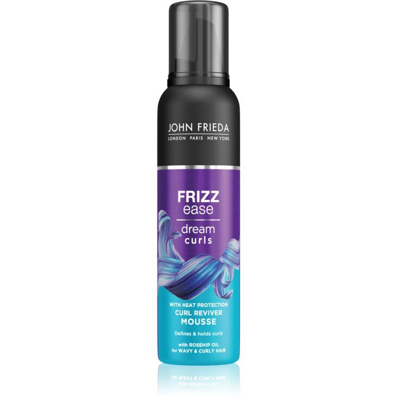 John Frieda Frizz Ease Dream Curls hajtőemelő hab göndör hajra 200 ml