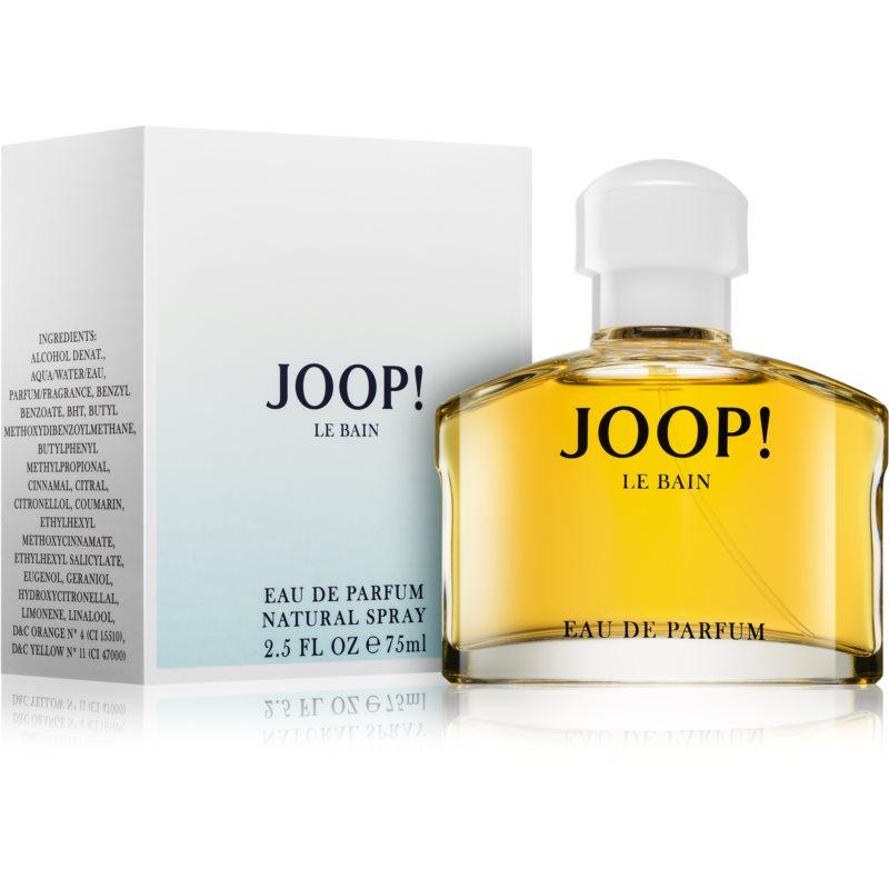 JOOP LE BAIN eau de parfum vaporizador 75 ml