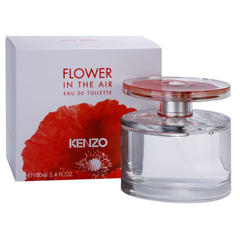 Kenzo Flower In The Air eau de toilette para mujer 100 ml