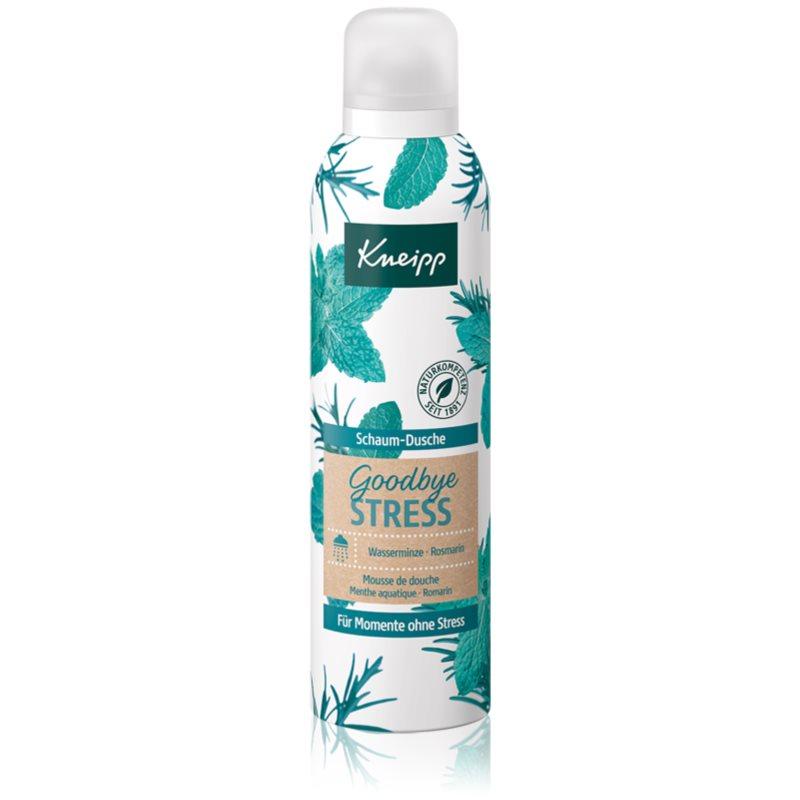 Kneipp Goodbye Stress pečující sprchová pěna 200 ml