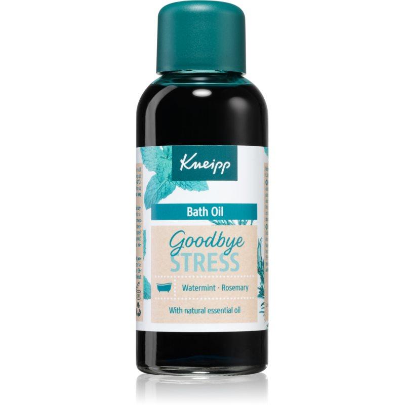Kneipp Goodbye Stress zklidňující koupelový olej 100 ml