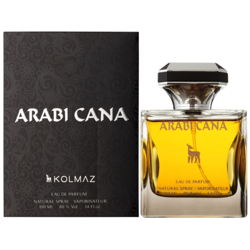 Kolmaz Arabi Cana eau de parfum pentru bărbați 100 ml thumbnail
