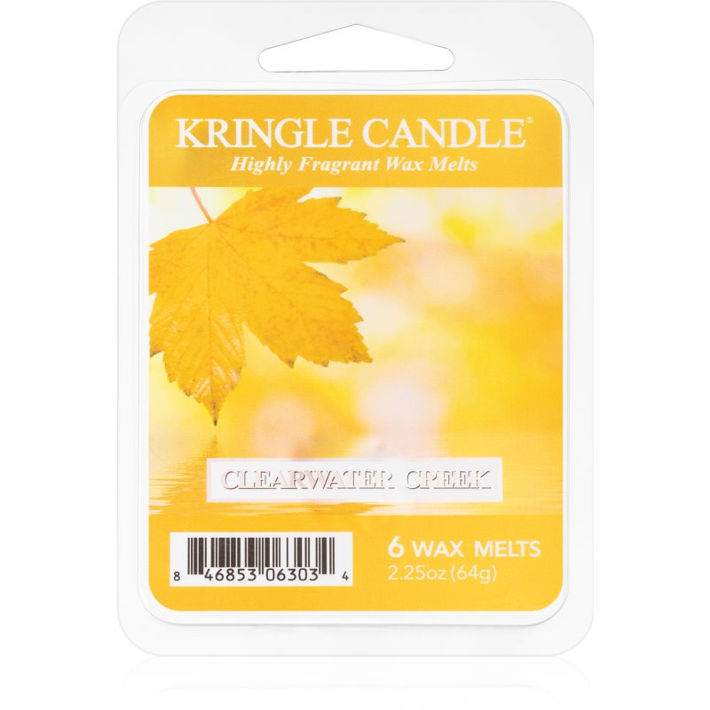 Kringle Candle Clearwater Creek vosk do aromalampy 64 g