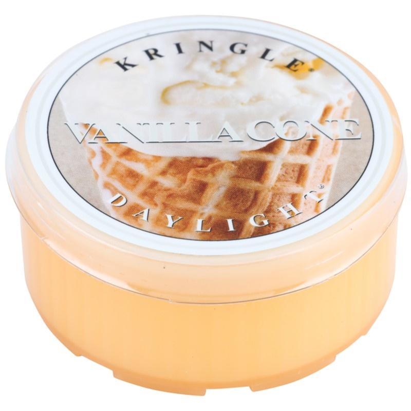 Kringle Candle Vanilla Cone tealight candle 35 g thumbnail
