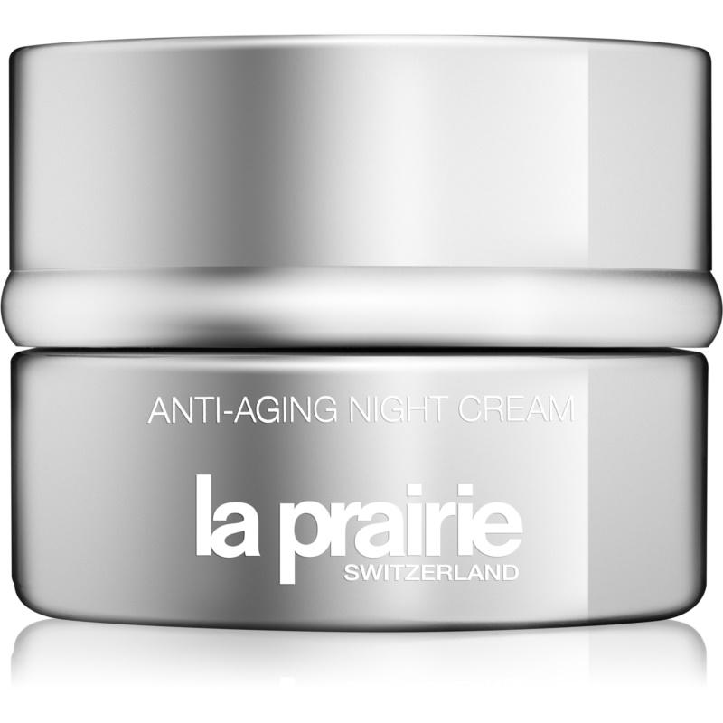 La Prairie Anti-Aging регенериращ нощен крем против стареене на кожата 50 мл.