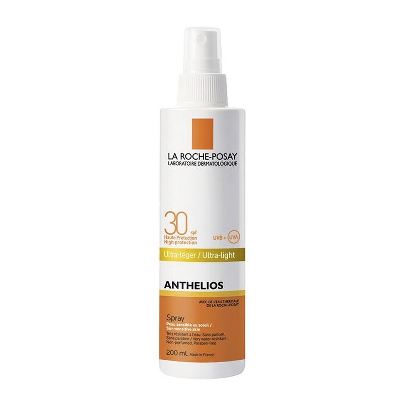 La Roche-Posay Anthelios spray pentru bronzat SPF 30 200 ml thumbnail