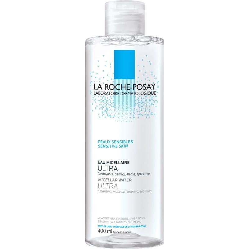 La Roche-Posay Physiologique Ultra micellás víz az érzékeny arcbőrre