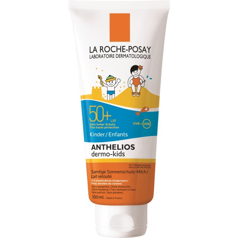 La Roche-Posay Anthelios Dermo-Pediatrics lapte protector pentru copii SPF 50+ 100 ml thumbnail