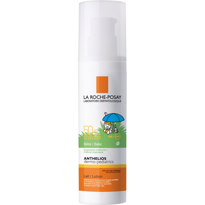 La Roche-Posay Anthelios Dermo-Pediatrics lotiune de protectie pentru copii SPF 50+ 50 ml thumbnail
