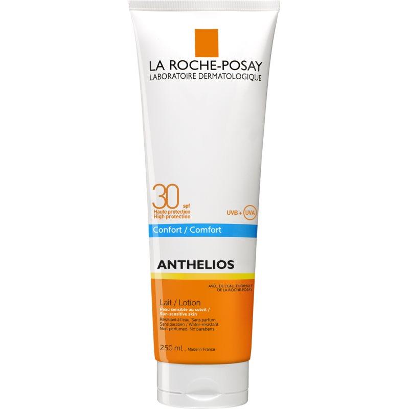 La Roche-Posay Anthelios lapte protecție solară SPF 30 fara parfum 250 ml thumbnail
