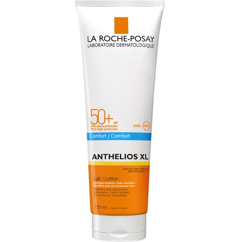 La Roche-Posay Anthelios XL lapte protecție solară SPF 50+ fara parfum 250 ml thumbnail