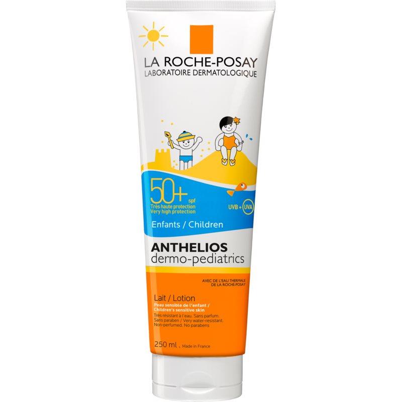 La Roche-Posay Anthelios Dermo-Pediatrics Ptrotectie solara pentru copii SPF 50+ 250 ml thumbnail