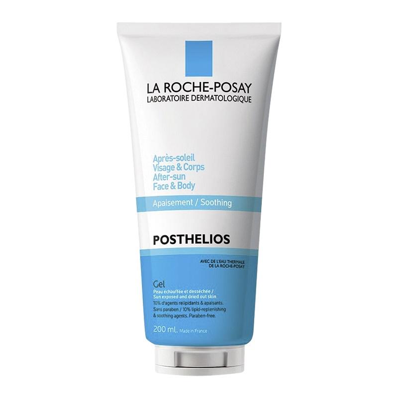La Roche-Posay Posthelios tratamento reparador concetrado gelatinoso pós-solar 200 ml