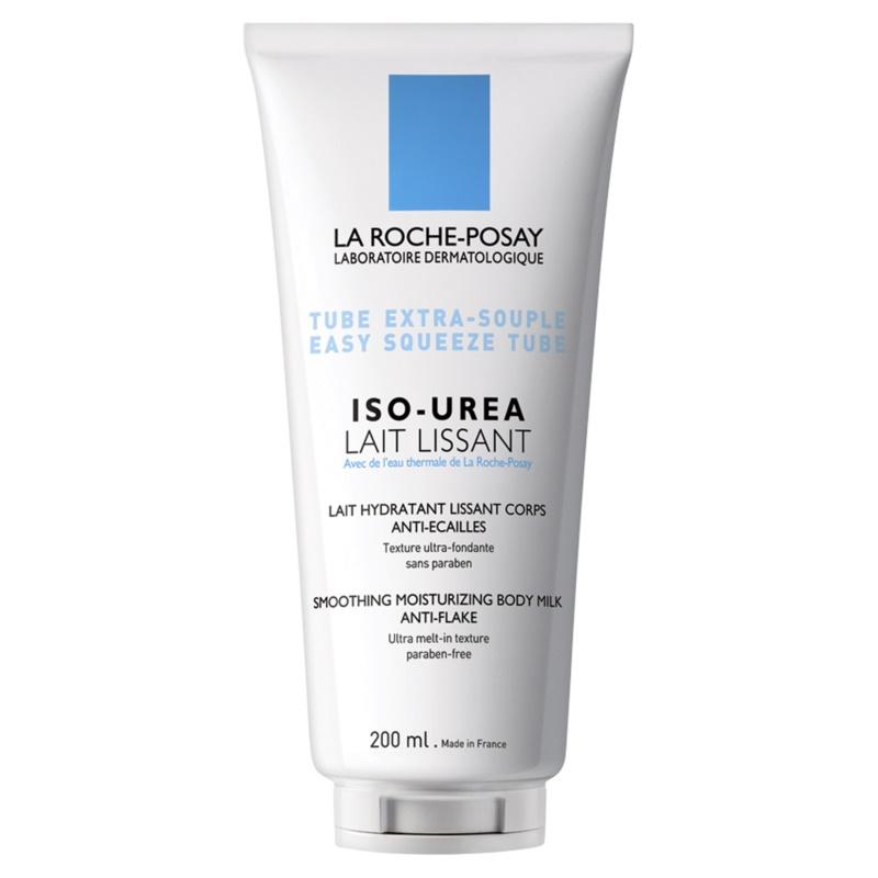 La Roche-Posay Iso-Urea hidratáló testápoló tej száraz bőrre