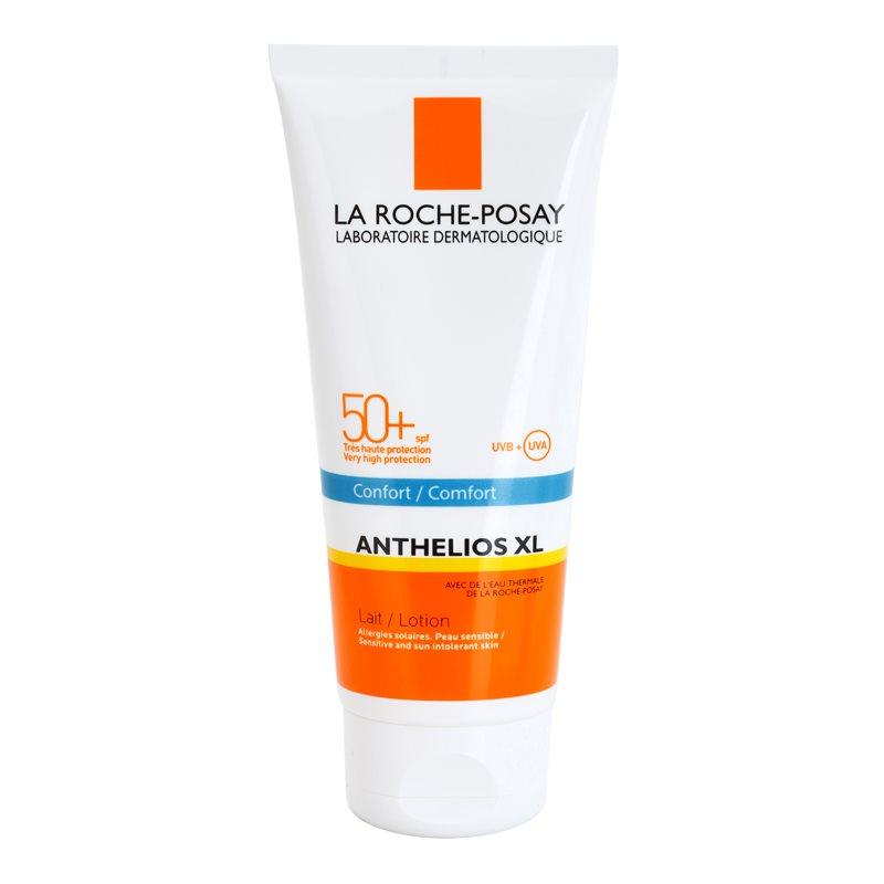 La Roche-Posay Anthelios XL lapte protecție solară SPF 50+ fara parfum 100 ml thumbnail
