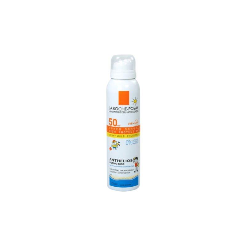 La Roche-Posay Anthelios Dermo-Pediatrics spray protector pentru copii SPF 50+ 125 ml thumbnail