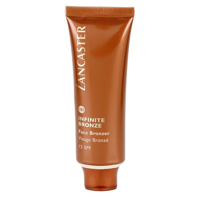 Lancaster Infinite Bronze gel facial bronceador SPF 15