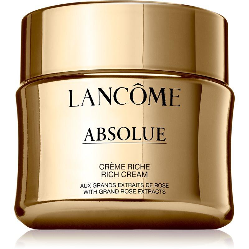 Lancôme Absolue cremă nutritivă și regeneratoare cu extract de trandafiri 60 ml thumbnail