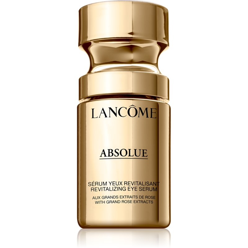 Lancôme Absolue Eye Serum ser pentru ochi revitalizant cu extract de trandafiri 15 ml thumbnail