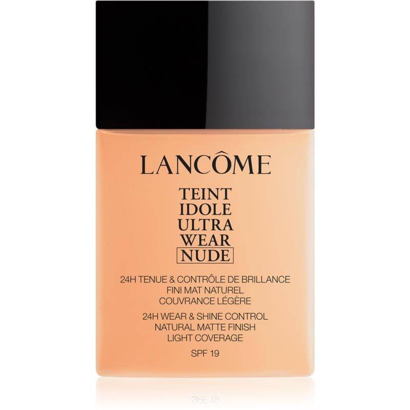 Lanc�me Teint Idole Ultra Wear Nude leichtes mattierendes Make-up